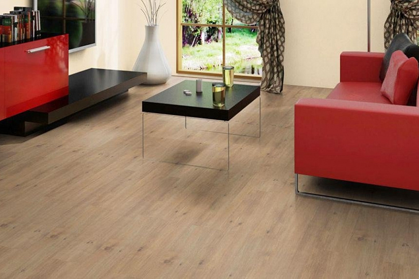 Виниловый пол CorkStyle Eco Design American Red Spruce